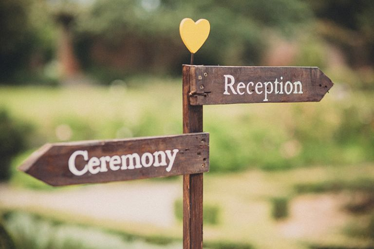 Wedding at Trereife Park Penzance